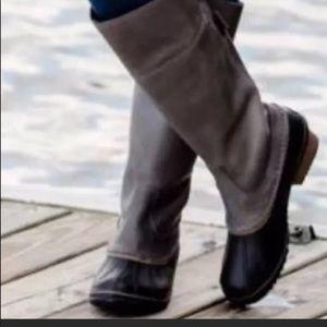Sorel Slimpack High waterproof Boot Pebble quarry